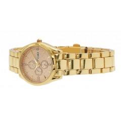 Ajándékboboz ékszer szetthez. Fehér doboz, piros szivekkel.